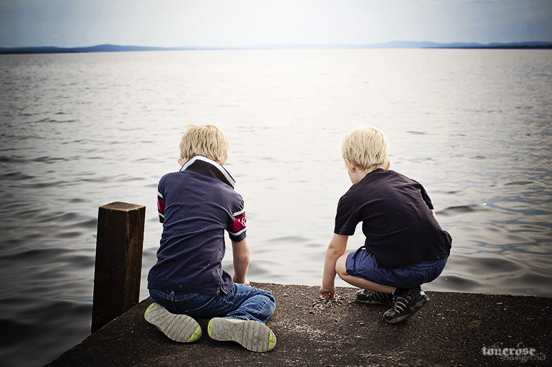 Fototips sommer barn