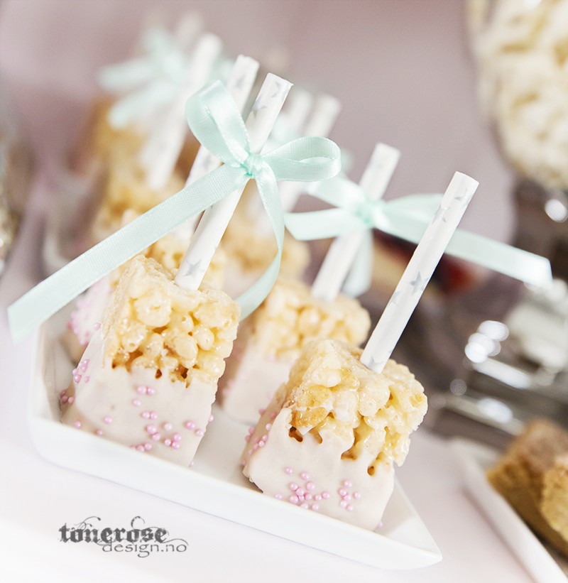 rice krispie treats oppskrift