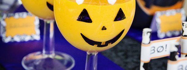 { Enkel og stilig dessert til Halloween! Laget på 5 minutter }