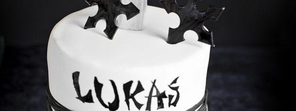 { Ninja-kake // Tips til hvordan lage tilsvarende selv! }