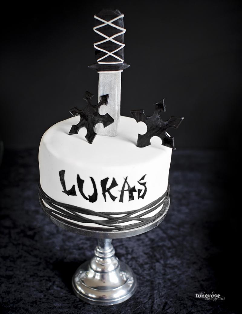 Ninja kake cake ninjabursdag KL5A3663