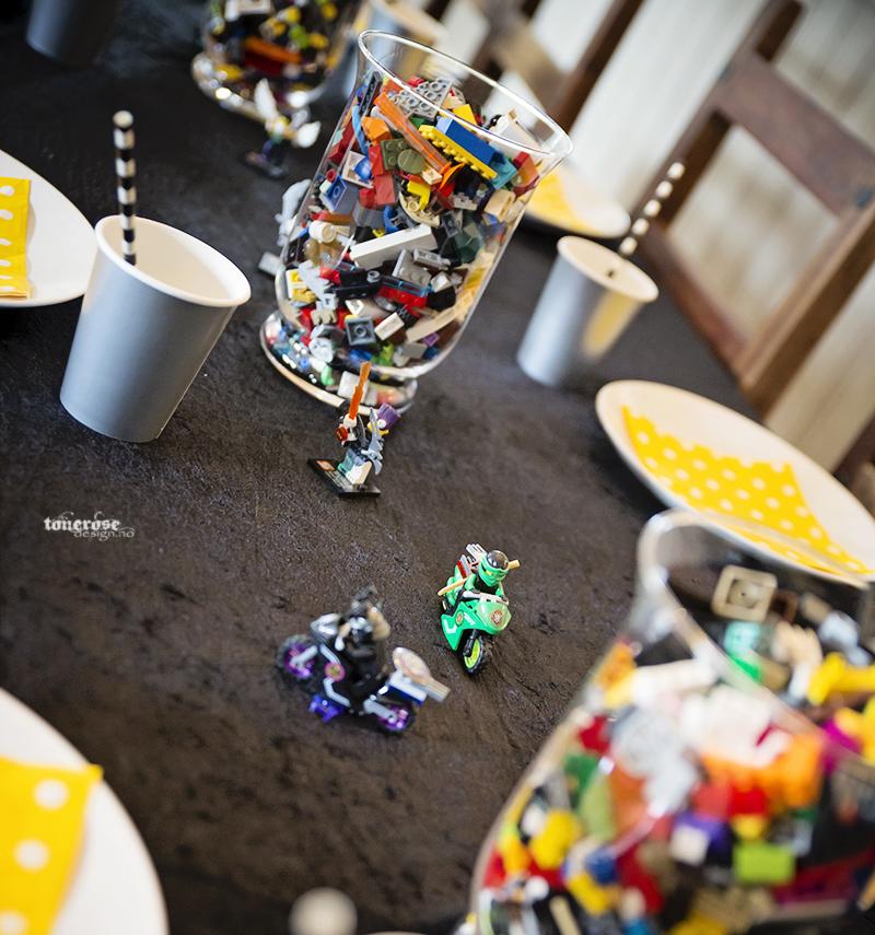 ninja lego bursdag bordekking KL5A5079