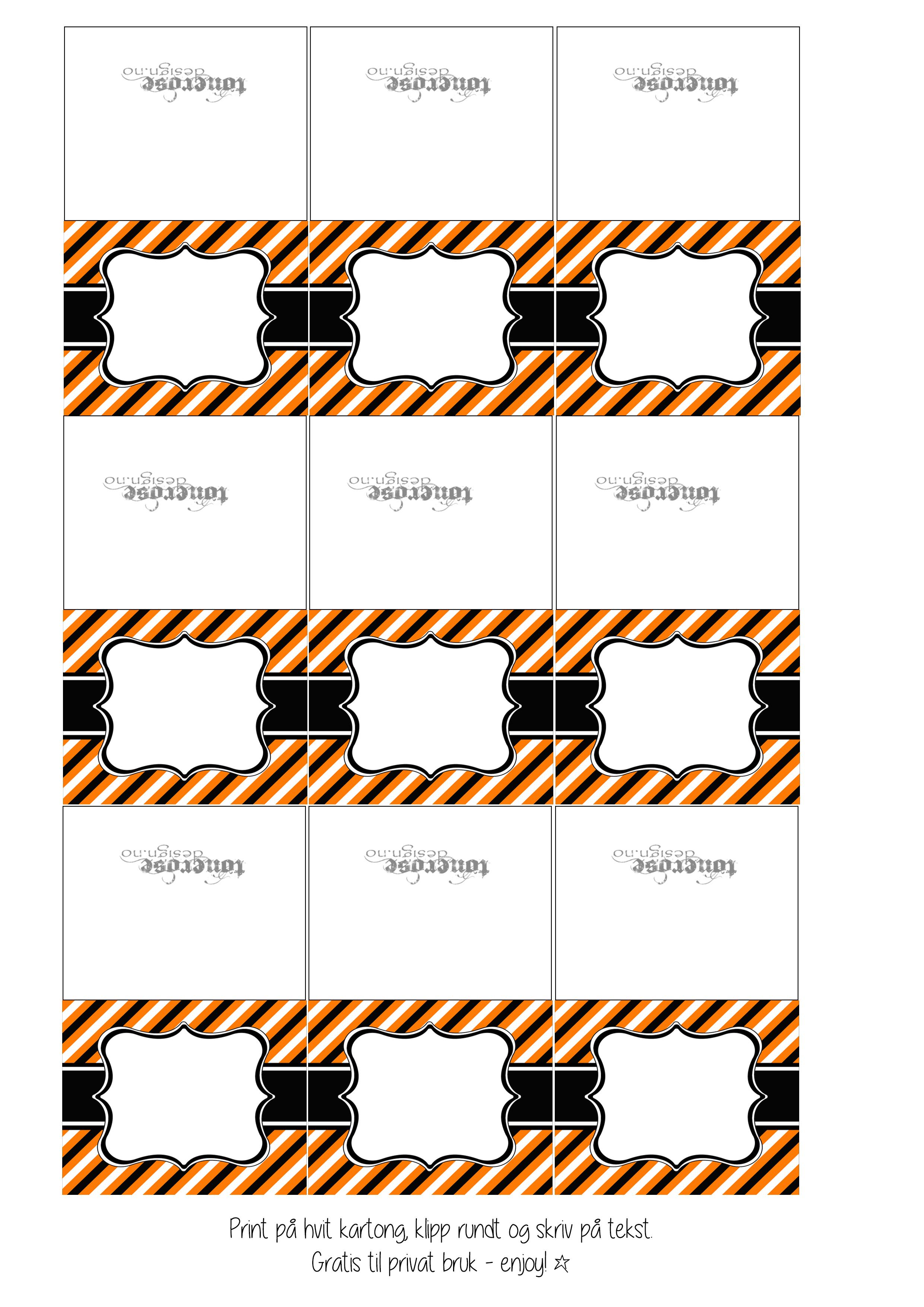 2016 halloween etiketter tonerosedesign