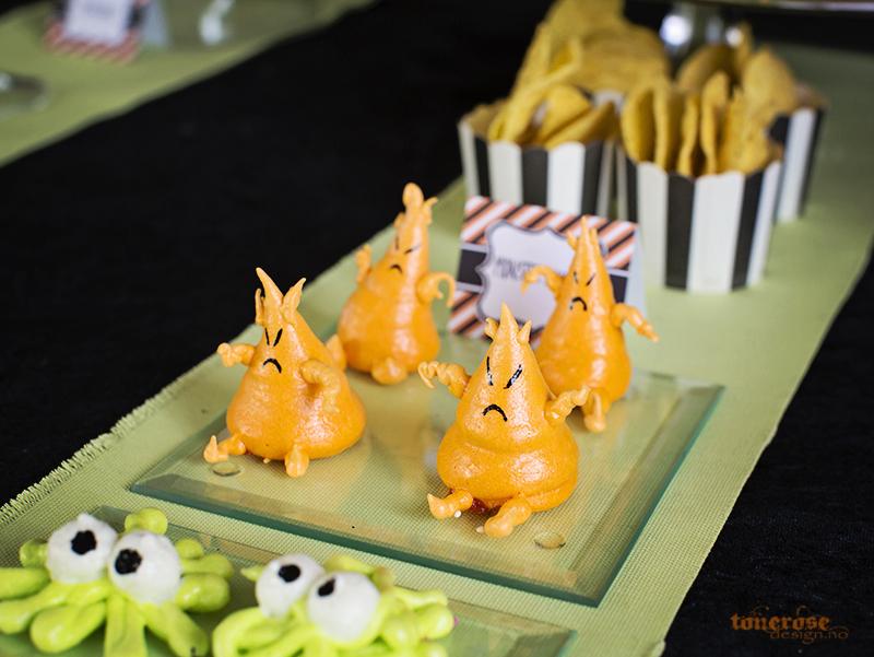 Halloween pikekyss søtsaker oppskrift KL5A5913