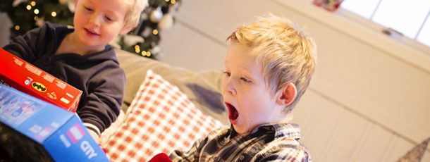 { Tips til julaften med små barn // LEGO }
