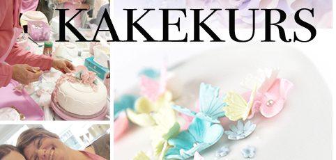 { Lær å pynte kake – straks tid for kakekurs! }