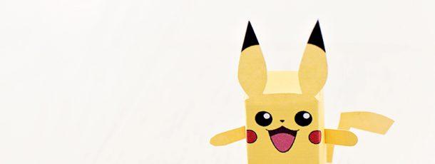 { Forberedelser barnebursdag – PokemonParty! }
