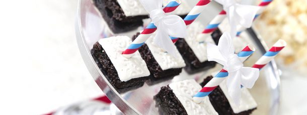 { Brownies med After Eight // Oppskrift }