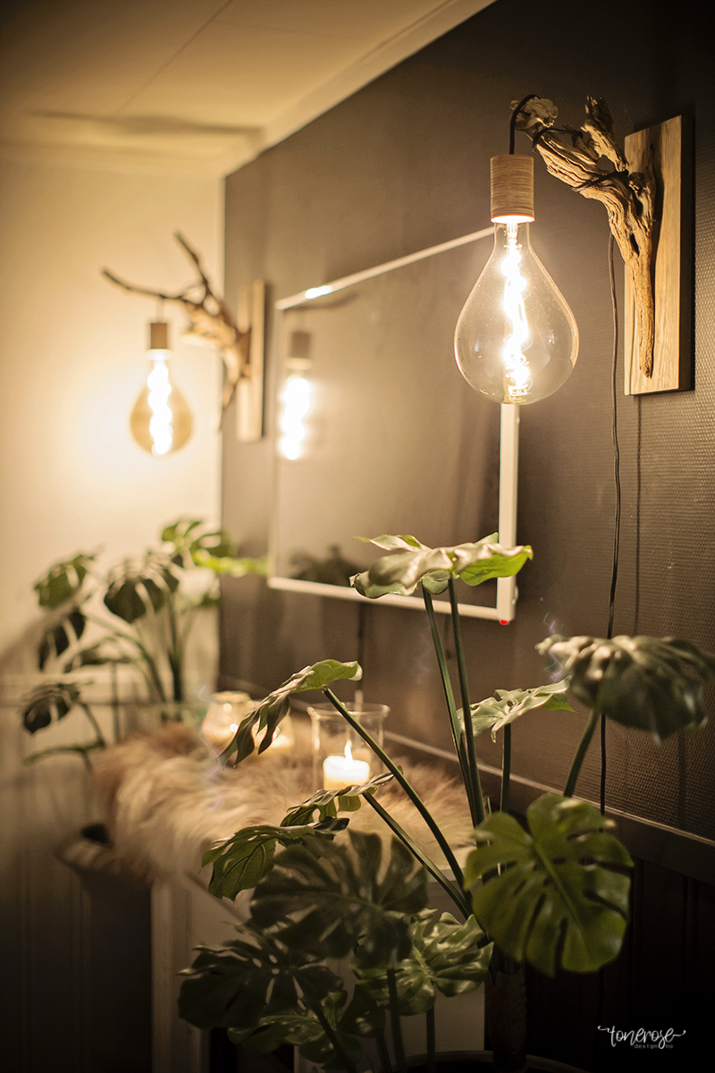 Stor Tonerose Design DIY lampe stue KL5A6715 - ToneroseDesign DV-62